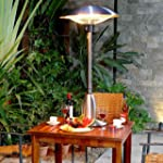 Fire Mountain Electric Halogen Table...