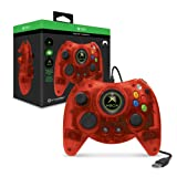 Hyperkin Duke Wired Controller for Xbox One/ Windows 10 PC (Red Limited Edition) - Officially Licensed By Xbox