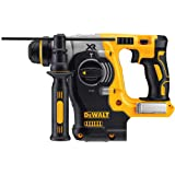 Dewalt DCH273BR 20V MAX Cordless Lithium-Ion Brushless SDS 3-Mode 1 in. Rotary Hammer (Bare Tool) (Renewed)