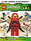 LEGO Ninjago: Das gro�e Stickerbuch - �ber 1.000 tolle Sticker