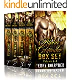 Alpha Contender Boxed Set: BWWM Paranormal shifter romance BBW