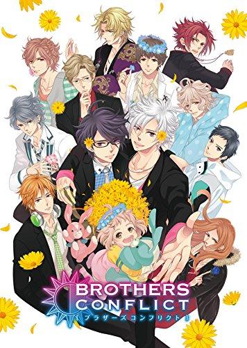 OVA(BROTHERS CONFLICT)第1巻(聖夜)豪華版 初回限定生産 [Blu-ray]