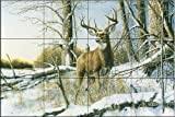 After The Season by Jim Hansel Tile Mural for Kitchen Backsplash Bathroom Wall Tile Mural