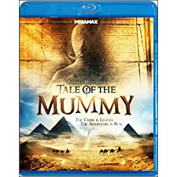 Russell Mulcahy's Tale of the Mummy [Blu-ray]