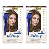 Clairol Nice 'n Easy Root Touch-Up 5 Kit, Matches Medium Brown Shades of Hair Coloring, Includes Precision Brush Applicator Tool (Pack of 2) (Color: 5 Medium Brown, Tamaño: Pack of 2)