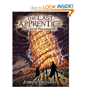 The Last Apprentice (Books 1-6)