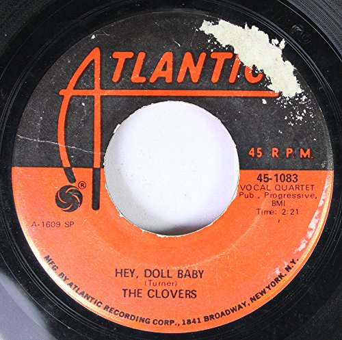 The Clovers - Devil or Angel / Hey, Doll Baby - Zortam Music