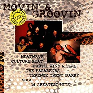 Various Movin' Records - The Real Sound Of New Jersey