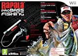 Rapala Pro Bass Fishing Rod Bundle