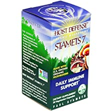 buy Host Defense® Stamets 7® Capsules, Daily Immune Support, 30 Count (Ffp)