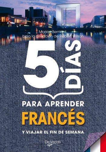 5 DIAS PARA APRENDER FRANCES