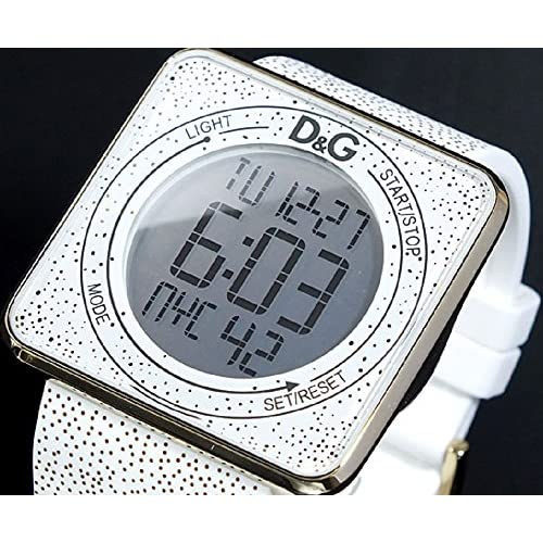 DOLCE&GABBANA [ドルチェ・アンド・ガッバーナ] HIGHCONTACT 腕時計 DW0783 メンズ 『並行輸入品』