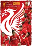 The Official Liverpool 2016 A3 Calend...