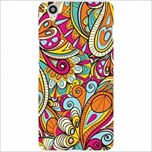Design Worlds - Oneplus X Designer Back Cover Case - Multicolor Phone Cover