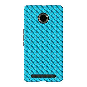 Mobile Back Cover For Micromax Yuphoria (Printed Designer Case)