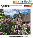 Sylt 2016: Sehnsuchtskalender, 53 Pos...