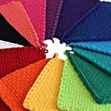 "Harrisville Designs Pro 10"" Cotton Lotta Loops, Assorted Colors in Bright Line"