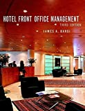 img - for Hotel Front Office Management by Bardi, James A. (September 10, 2002) Hardcover book / textbook / text book