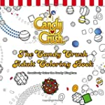 The Candy Crush Adult Coloring Book:...