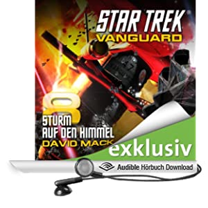 Star Trek: Sturm auf den Himmel (Vanguard 8)