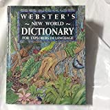 img - for Websters New World Dictionary for Explorers of Language book / textbook / text book