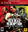 Red Dead Redemption Game of the Year - Playstation 3