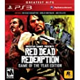 Red Dead Redemption (Game of The Year Edition) - PlayStation 3
