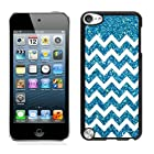 Pingguostory Anchor Glitter New fashion iPod Touch 5 Case Black Cover case