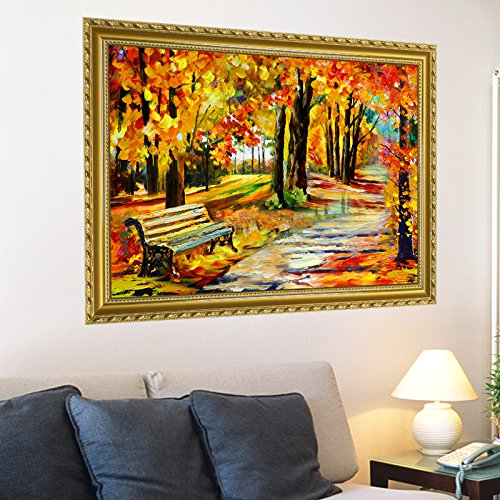 3d-en-trois-dimensions-mural-peintures-animation-creative-des-arbres-dun-canape-lit-dans-la-salle-de