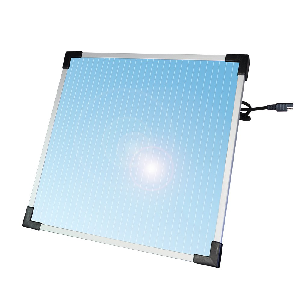 Details about Sunforce 50022 5-Watt Solar Battery Trickle Charger