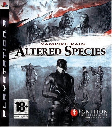 Vampire's Rain : Altered Species
