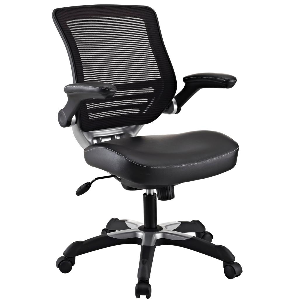 Amazon Com Lexmod Edge Office Chair With Mesh Back And
