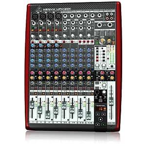 behringer ufx1204 xenyx 12 channel mixer musical instruments. Black Bedroom Furniture Sets. Home Design Ideas