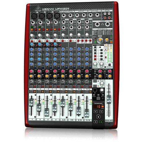 Behringer Ufx1204 Xenyx 12-Channel Mixer