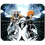 Custom Personalized Computer Decoration Japanese Anime Bleach Rectangle Mouse Pad Mat