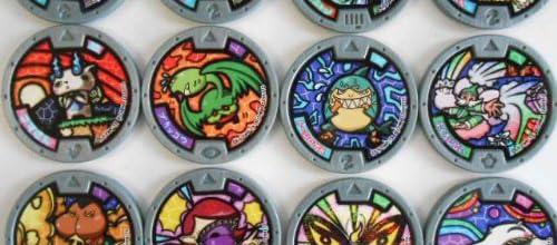 妖怪ウォッチ カプセル 妖怪メダル 第三弾 全16種 ベンケイ :全16種 TVアニメに登場する妖怪メダル 1 オロ