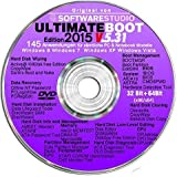 Ultimate Boot CD-DVD VERSION 5.30 (NEU) / Notfall-CD-DVD für Windows 7 , Windows 8, Vista, XP Betriebssysteme System-Diagnose Tools