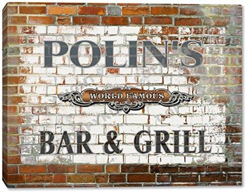 polins-world-famous-bar-grill-brick-wall-canvas-print-16-x-20