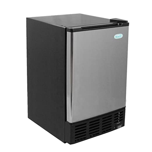 NewAir AI-500SS Stainless Steel Under Counter Ice Maker: Amazon.ca: Home & Kitchen