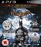 Batman : Arkham Asylum - Game of the Year (PS3) [PlayStation 3] - Game
