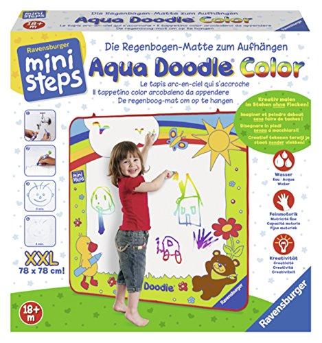 Ravensburger 04493 - ministeps Aqua Doodle XXL Color