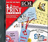 Disney's Print Studiio: 101 Dalmatians [CD-ROM] [CD-ROM]