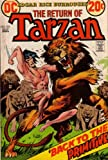 Tarzan: The Return: Back to the Primitive (DC Comics, Vol. 3, No. 221, July 1973) (0306782219) by Edgar Rice Burroughs