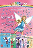 img - for Rainbow Magic Special Winter Edition Set of Six Paperbacks By Daisy Meadows Includes Carrie the Snow Cap Fairy, Isabelle the Ice Dance Fairy, Caitlin the Ice Bear Fairy, Pia the Penguin Fairy, Stella the Star Fairy, Gabriella the Snow Kingdom Fairy book / textbook / text book