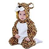 Tonwhar Toddler Infant Tiger Dinosaur Animal Fancy Dress Costume (70(Height:22
