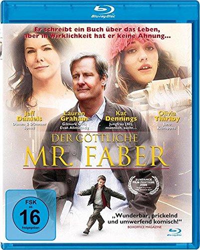 Der göttliche Mr. Faber [Blu-ray]