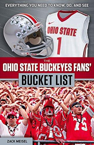 The Ohio State Buckeyes Fans' Bucket List PDF