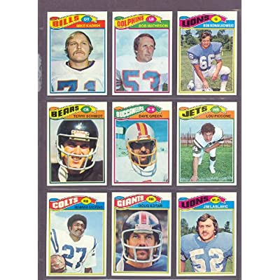 1977 Topps #318 Jim Laslavic Lions (Mint) at Amazon's Sports