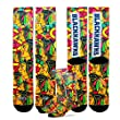 Chicago Blackhawks 308S Montage Mens Crew Socks