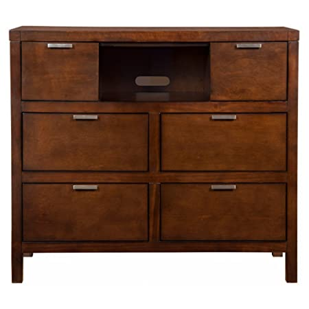 Carmel 6 Drawer Media Chest